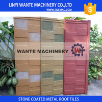 China new kind building roof materials 1340x420mm shingle roof tiles with lightweight features