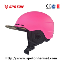 PC+EPS Ski Helmet Cover,Snowboard Helmet with Visor