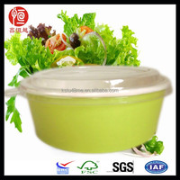 20Oz Food and Fruit Use Paper Material Salad Bowl