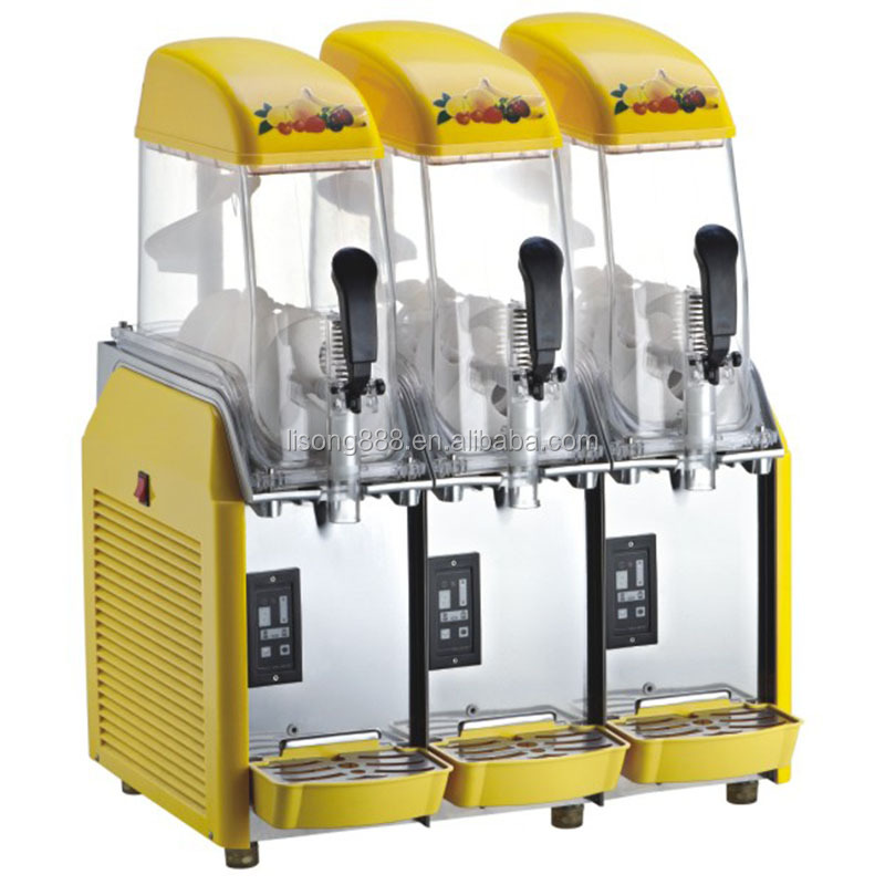 Convenient Commercial Frozen Drink Slush Machine