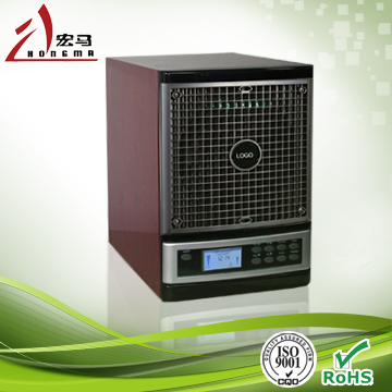 Ionic Air Purifier Ozone Ionizer Cleaner Fresh Clean Air Living Home Office New
