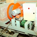 fire resistant magnesite decorating board machine