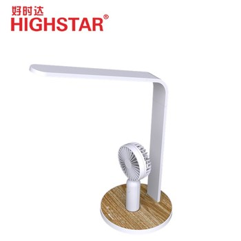 2018 LED wireless charger table lamp led rechargeable desk lamp for reading