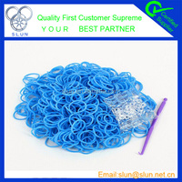 Eco friendly dropship wholesale cheap loom bands on loom