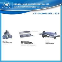 Plastic crushing machinery/ Pipe crusher manufacturer