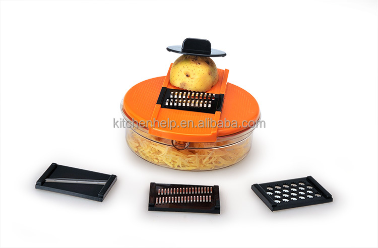 Kitchen utensil vegetable slicer/cheese grater