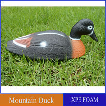 Easy Take Foam Mountain Shell Duck/Half Body Hunting Decoy for Outdoor Hunting