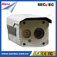 2.0 MP 1080P IR CUT AHD 1 pcs* Dot IR-LED White waterproof CCTV Camera