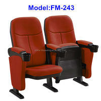 FM-243 Commercial modern recliner padded cinema seat