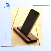 Custom design hand phone holder, wooden phone holder, mobile phone holder