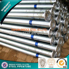 soldering galvanized pipe steel tube for industry