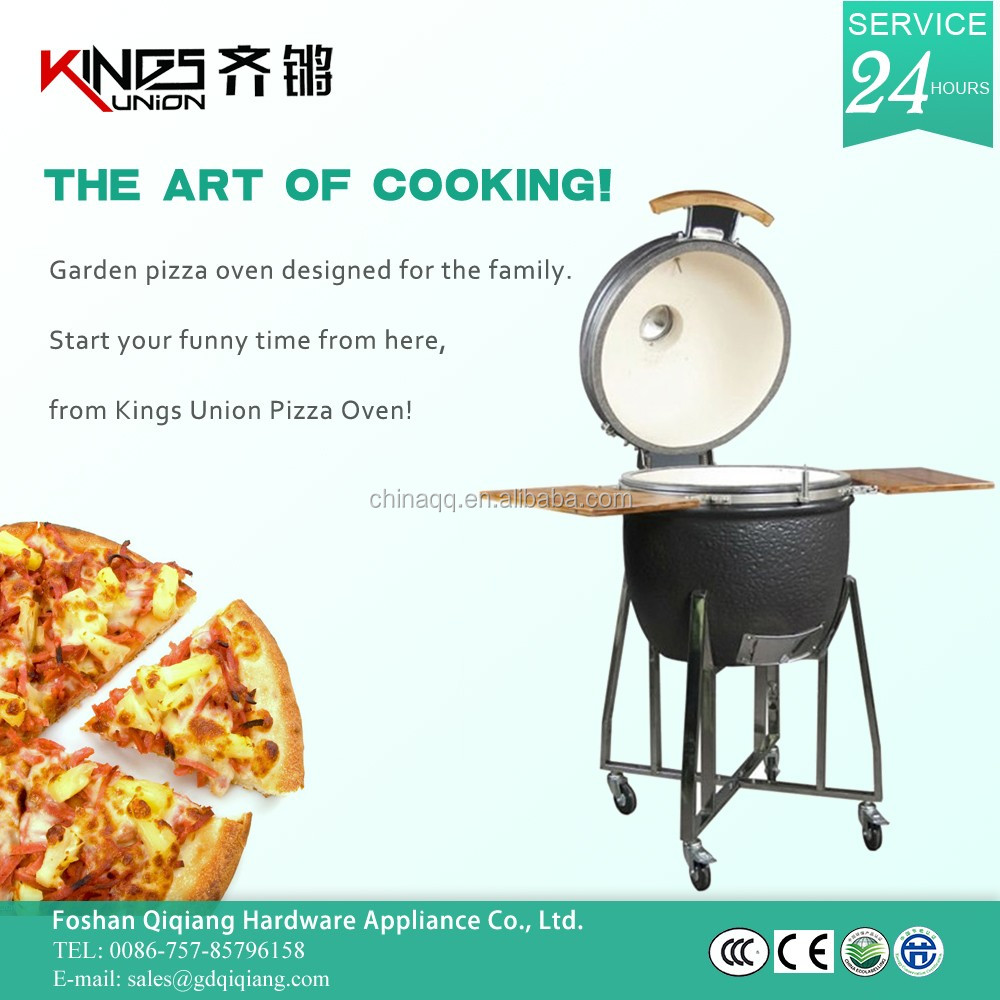 22 inch ceramic kamado bbq grills for sale , black green orange kamado ovens wholesale, kamado oven