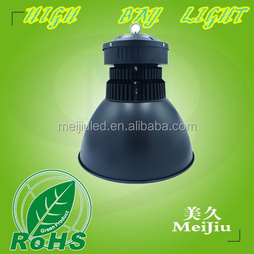 Industrial Portable 100w Ra80 120LM/W 3030 Ufo industrial LED high bay light