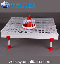hot sales low price durable plastic slats for poultry