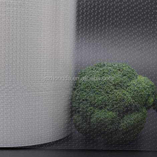 Micro perforated Polyolefin POF shrink film for vegetables packaging from Jiangsu Zhongda