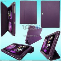 Litchi Pattern stand PU leather case cover for Samsung Galaxy P7510 SAMP7510CASE001