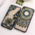 2018 new arrivals tpu pc black lace cell phone case for iPhone