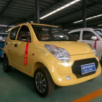 Professional Manufacture Cheap Electric Cars 4 Wheel Electric vehicle
