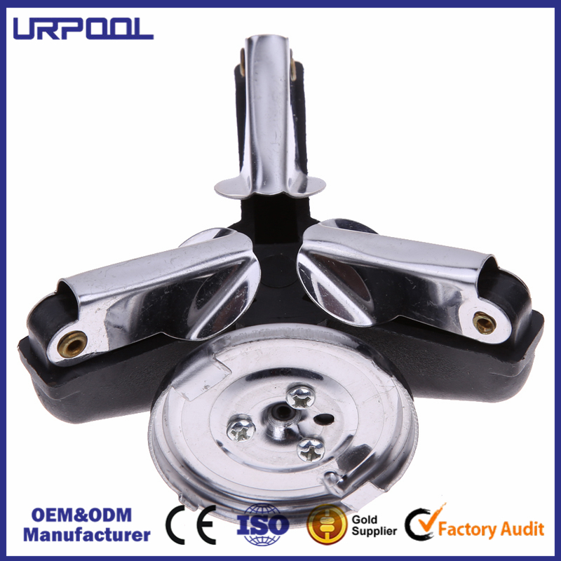 AUTO Stand Outdoor Stove Connector Gas Ultralight Tank Copper Adapter To Support Three Legs Gas Tank Adapter