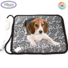 B690 Pet Dog Waterproof Electric Heating Mat Cat Warming Pad Pet Heat Mat with Anti Tube