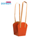 New China Mini Kraft Paper Flower Bouquet Bags With Handle
