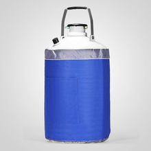 Small Capacity Semen Liquid Nitrogen storage container/tank