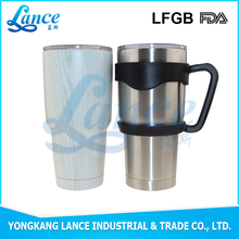 Stainless steel cup30oz 20oz double layer cup keep warm 8hours keep cold 24hours