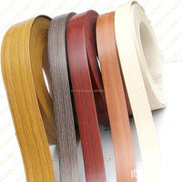 Factory straight sell high quality 2mm PVC edge banding for mdf board