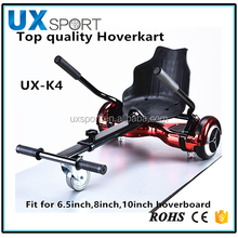 high quality hoverkart hoverboard go cart for 6.5/8/10inch electric scooter