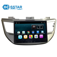 Octa core Bosstar TUCSON/IX35 2015 Car head unit Video player Pure Android System with GPS Navigation WIFI Download DVD