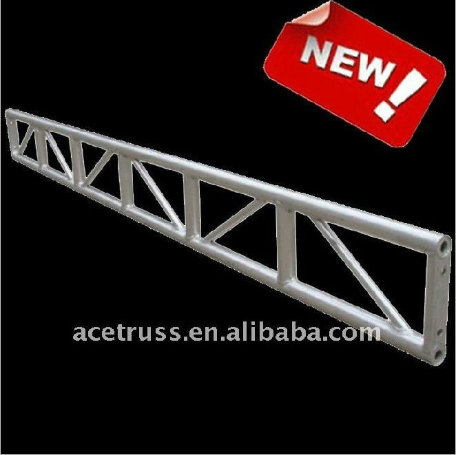 light duty flat exhibition truss system