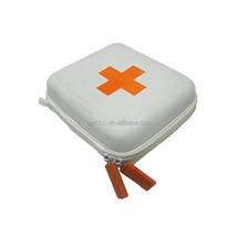 2016 hot-selling EVA PE PVC PP 35 in 1 white promotional mini first aid kit