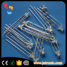 common anode common cathode dual color bi-color 3mm 3 legs led diodes