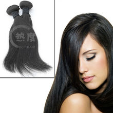 100% full curticle best slling eurasian hair weave silky straight premium now human hair extension