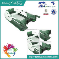 China Cheap Price PVC Inflatable Rubber Motor Professional Fishing Boat