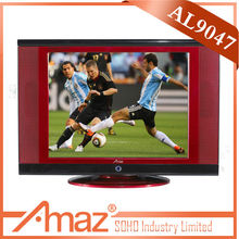 Nigeira 14 inch flat screen crt television set