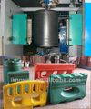HMW-HDPE Plastic Barrel Blowing Machine