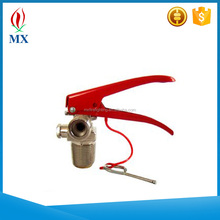 CO2 fire extinguisher valve/fire extinguisher spare parts