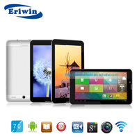 7 inch japan tablets MTK6577 512MB/4GB front 0.3MP Rear 2.0MP GPS Bluetooth Wifi 3G WCDMA Android 4.1 dual core tablet pc /Candy