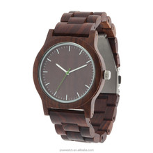 Eco-friendly wood bracelet wrist watch wood wholesale OEM wood watches for you