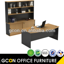 Modern easy assemble installation wooden office workstation COM-TYP11