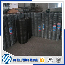 1/2 inch galvanized square hole welded wire mesh