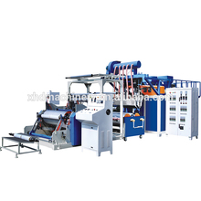 Top Quality fully automatic two- screw pe film production line for LLDPE