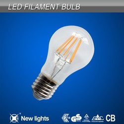 electrical appliance Filament bulb A19 LED lights 110v lamp E27sapphire filament