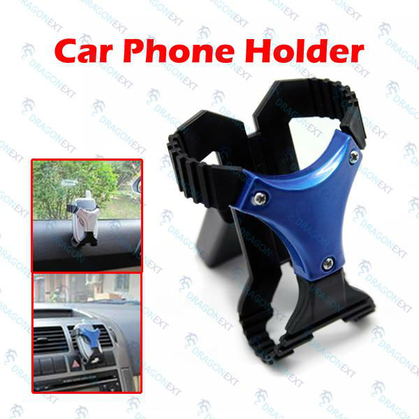 Car Vehicle Air Vent Dashboard Clip Mobile Cell Phone Mount Holder