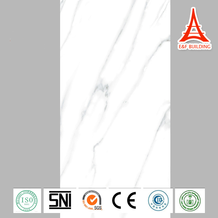 600X1200 4.8mm thickness thin floor porcelain tile