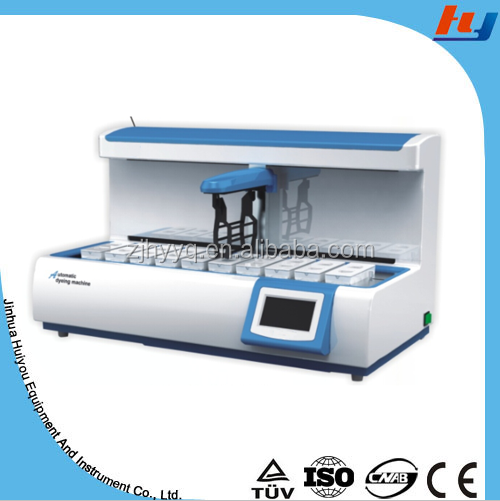 Pathology New Product Automatic slide stainer