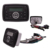 nice black design for waterproof mp3 player for bathroom