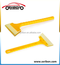 new design ice scraper long handle car snow brush
