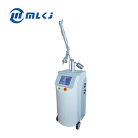 High power 10600nm rf tube fractional co2 laser machine vaginal rejuvenation